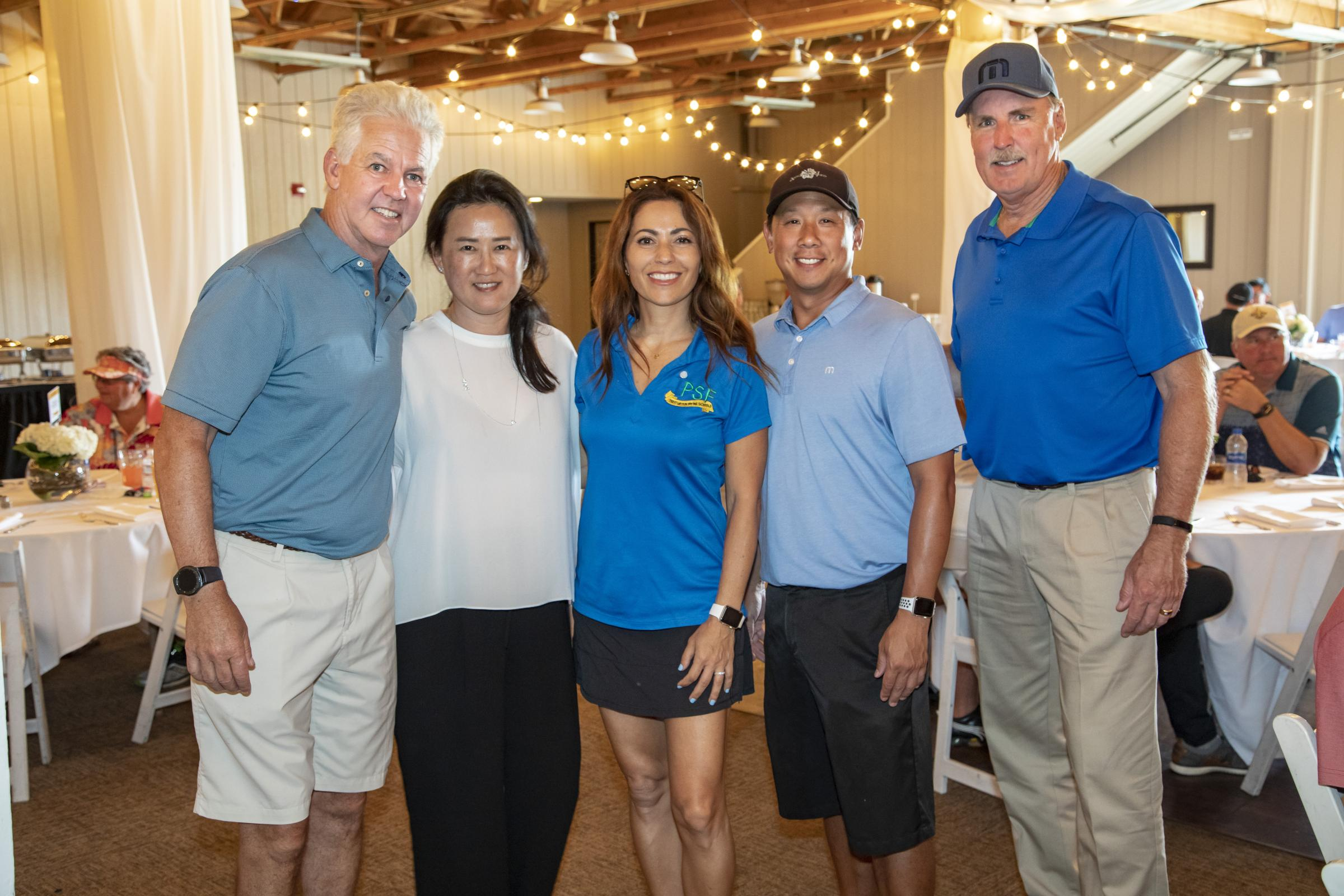 Irvine Public Schools Foundation Raises More Than $65,000 at 9th Annual Tee It Up For Education Golf Tournament Photo - Click Here to See