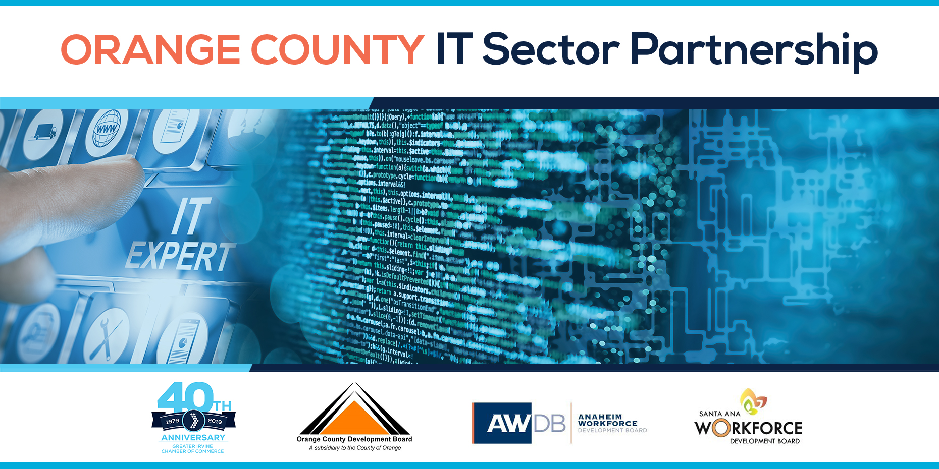 Orange County IT Sector Partnership Roundtable Photo - Click Here to See